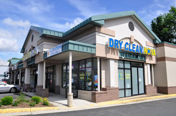 Dry Clean NOVA Store Front
